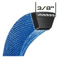 Kevlar 3L Section (Aramid) V-Belts
